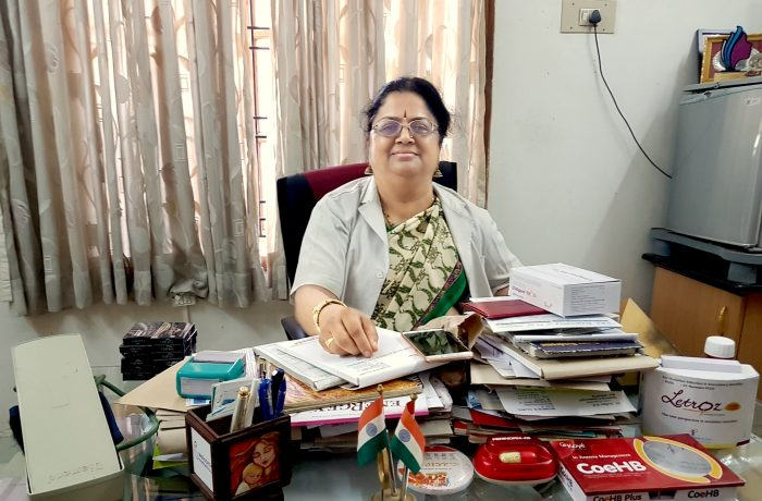 Dr. Sushma D P